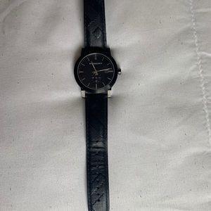 Burberry men's watch